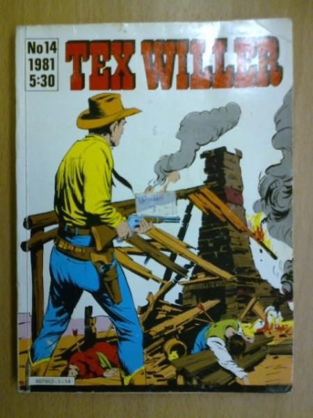 Tex Willer 1981 No 14,