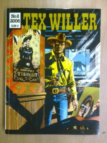 Tex Willer 2006 N:o 2,