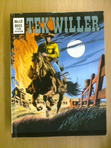 Tex Willer 2001 N:o 13,