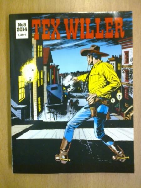 Tex Willer 2014 N:o 8,