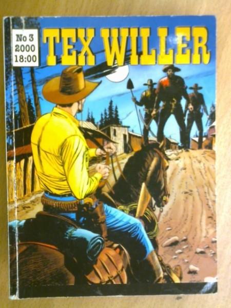 Tex Willer 2000 N:o 3,
