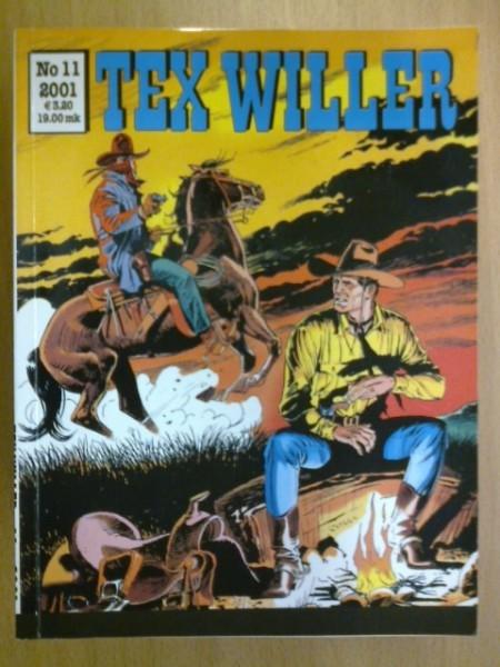 Tex Willer 2001 N:o 11,