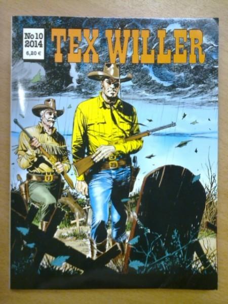Tex Willer 2014 N:o 10,
