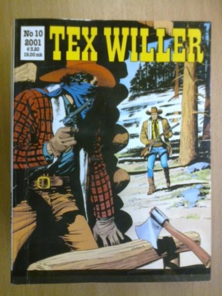 Tex Willer 2001 N:o 10,