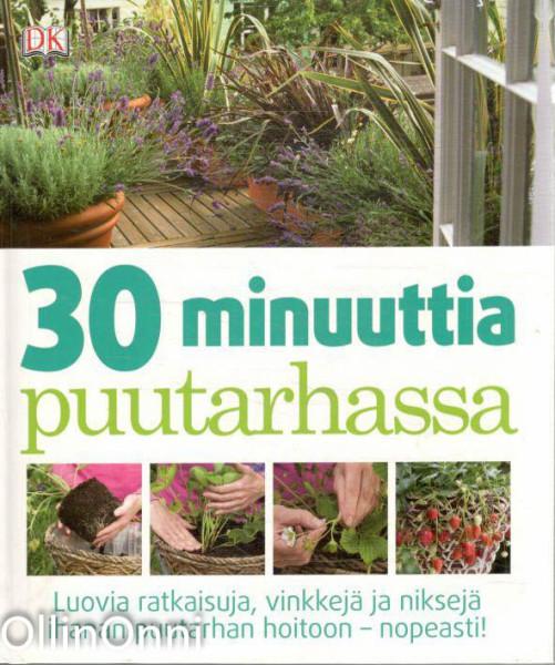 30 minuuttia puutarhassa, Jenny Hendy