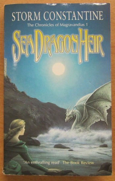 Sea Dragon Heir - The Chronicles of Magravandias Book One, Storm Constantine