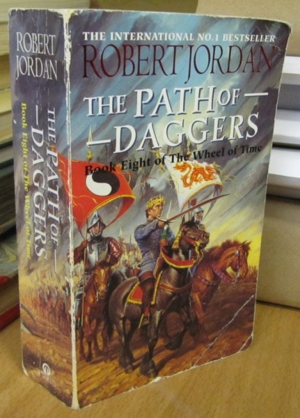 The Path of Daggers - Book Eight of The Wheel of Time, Robert Jordan