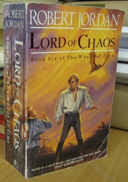 Lord of Chaos - Book Six of The Wheel of Time, Robert Jordan