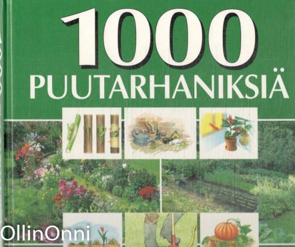 1000 puutarhaniksiä, Merja Heikkilä