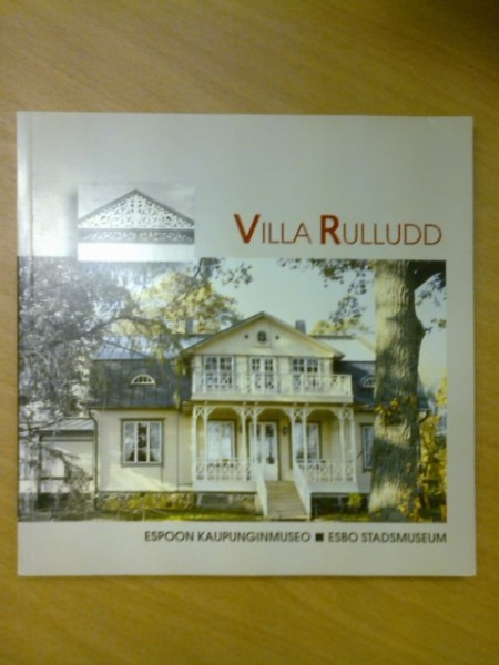 Villa Rulludd, Bruun Agneta et al.