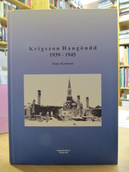 Krigszon Hangöudd 1939-1945, Tomy Karlsson