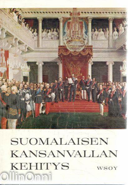 Suomalaisen kansanvallan kehitys, Pentti Renvall