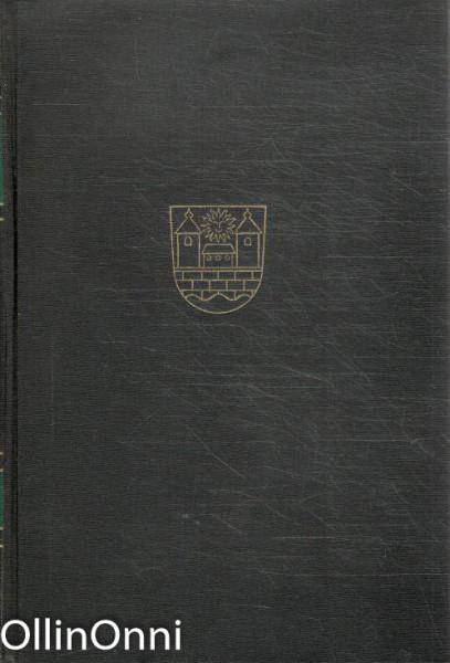 Hämeenlinnan kaupungin historia II osa - Kaupungin historia Ruotsin vallan aikana, K.O. Lindeqvist