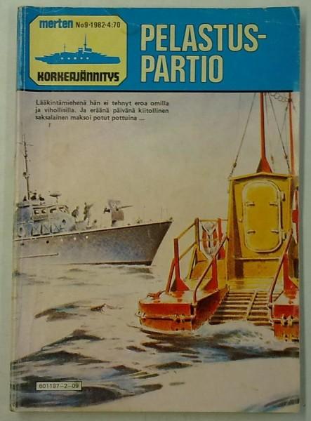 Merten Korkeajännitys 1982-09 Pelastuspartio,