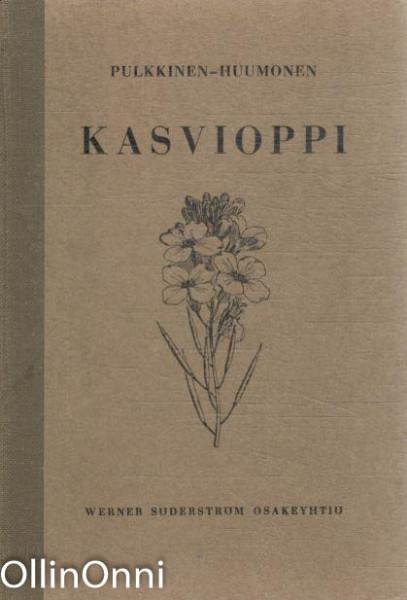 Kasvioppi, Asko Pulkkinen