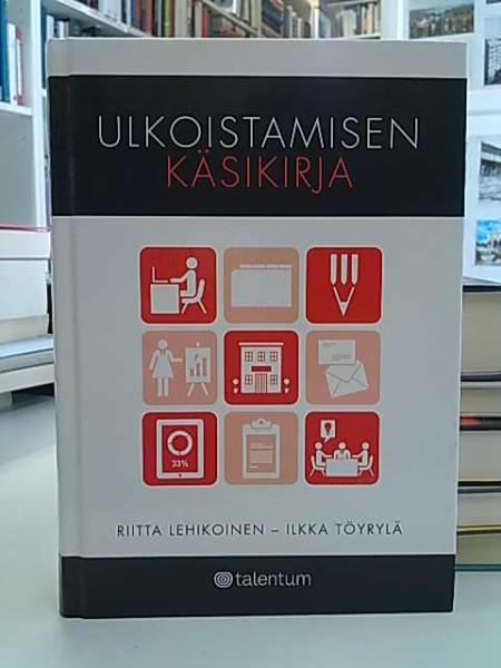 Ulkoistamisen käsikirja, Riitta Lehikoinen