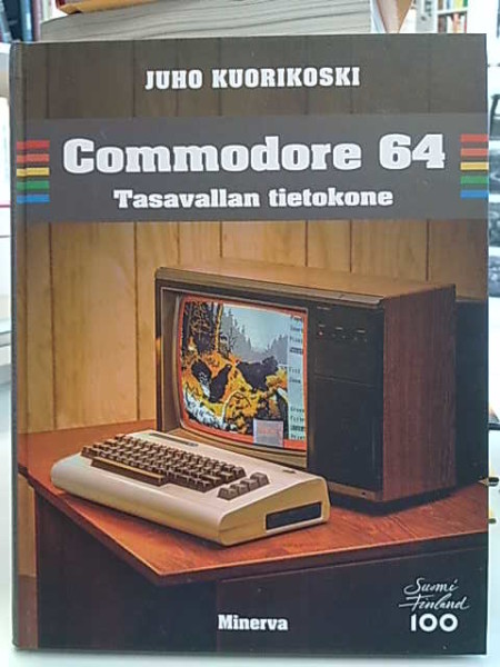 Commodore 64 Tasavallan tietokone, Juho Kuorikoski