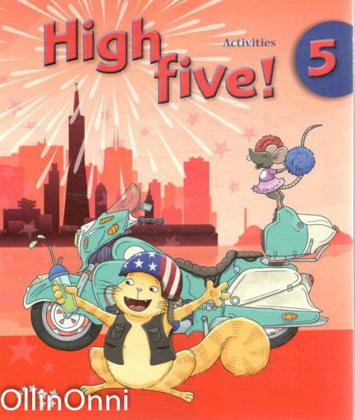 High five! 5 - Activities, Mari Kalaja