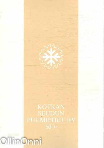 Kotkan Seudun Puumiehet r.y. 50 vuotta, Antero Jokiniemi