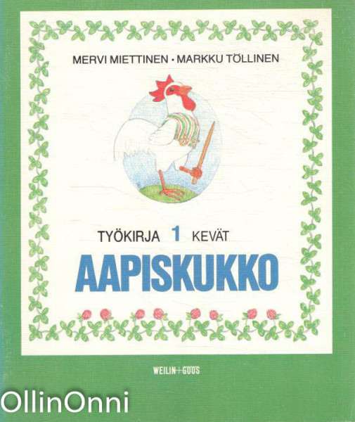 Aapiskukko työkirja 1 - kevät, Mervi Miettinen