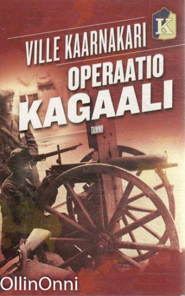 Operaatio Kagaali, Ville Kaarnakari