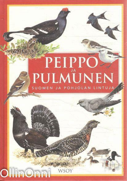 Peippo ja pulmunen : Suomen ja Pohjolan lintuja, Benny Génsbøl
