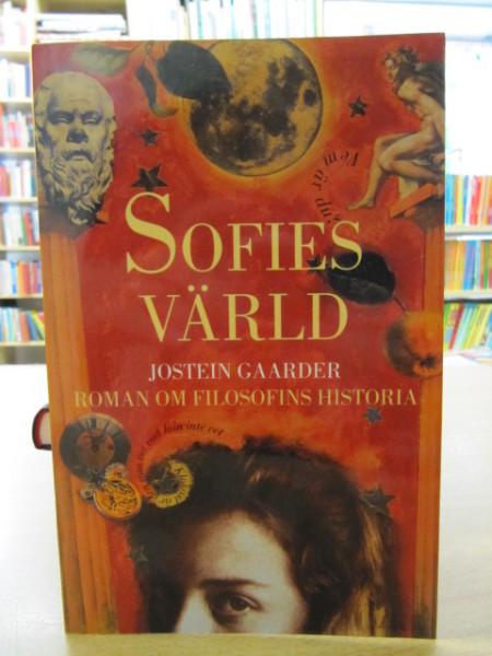 Sofies värld. Roman om filosofins historia., Jostein Gaardner