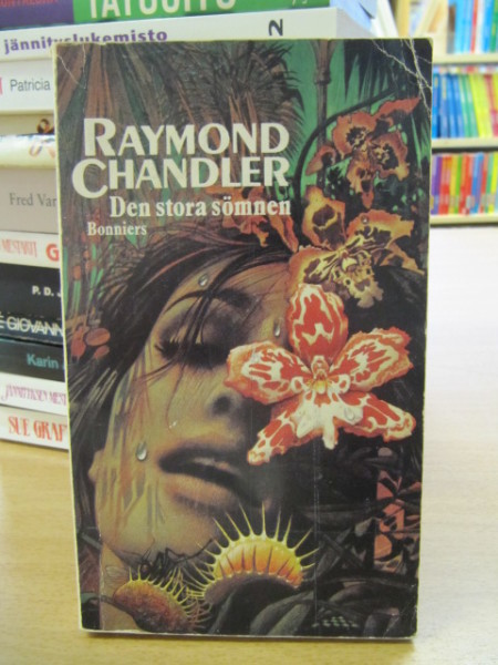 Den stora sömnen, Raymond Chandler