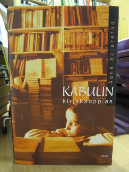 Kabulin kirjakauppias, Åsne Seierstad