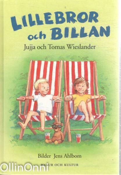 Lillebror och Billan, Jujja och Tomas Wieslander