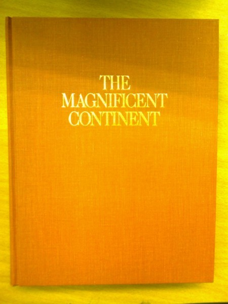 The Magnificent Continent, Parsons Ian (ed.)