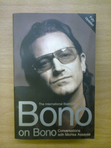 Bono on Bono, Michka Assayas