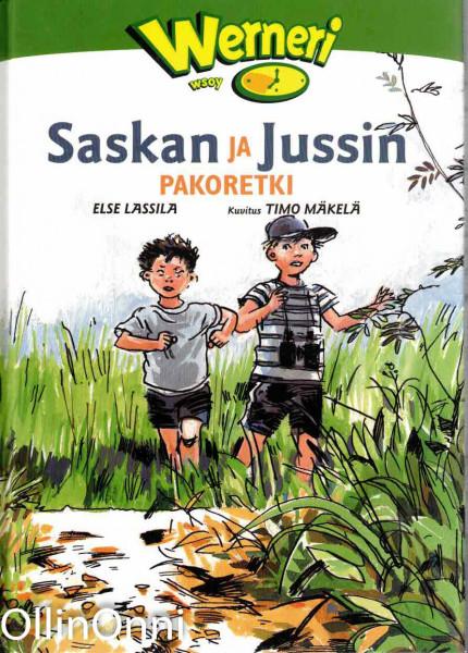 Saskan ja Jussin pakoretki, Else Lassila