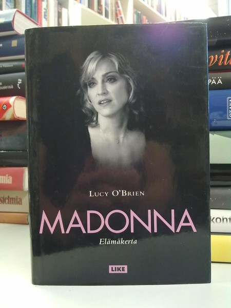 Madonna : elämäkerta, Lucy O'Brien