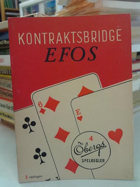 Kontraktsbridge EFOS,