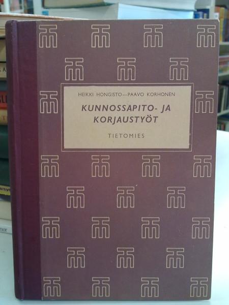 Kunnossapito- ja korjaustyöt, Heikki Hongisto