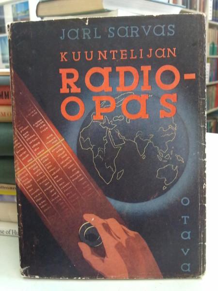 Kuuntelijan radio-opas, Jarl Sarvas