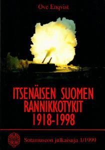 Itsenäisen Suomen rannikkotykit 1918-1998, Ove Enqvist