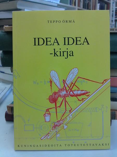 Idea idea -kirja, Teppo Örmä