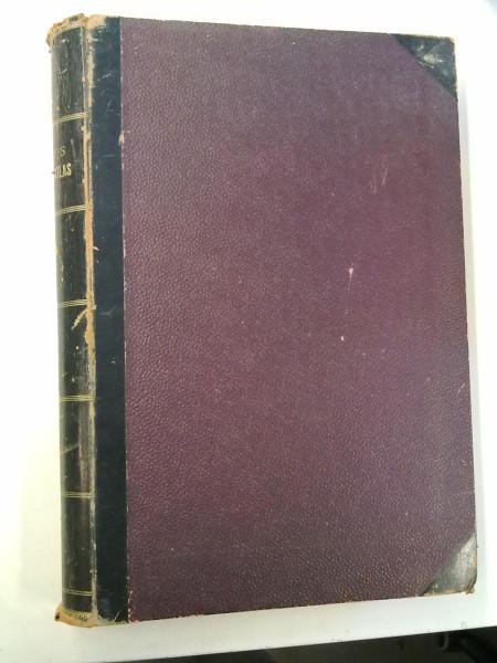 Andrees stora handatlas tredje Nordiska upplagan. 143 stora kartor och 163 bikartor., Richard Andree