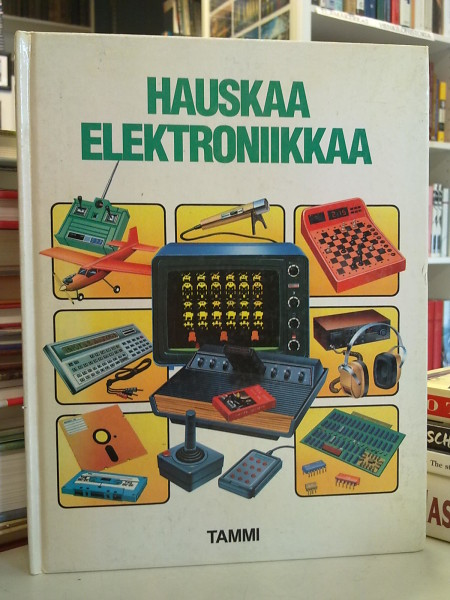 Hauskaa elektroniikkaa, Brian Reffin Smith