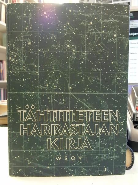 Tähtitieteen harrastajan kirja. Ursan julkaisuja III,