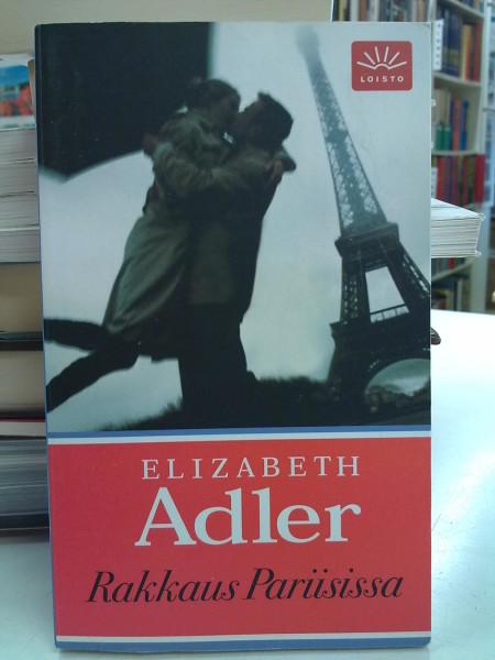 Rakkaus Pariisissa, Elizabeth Adler