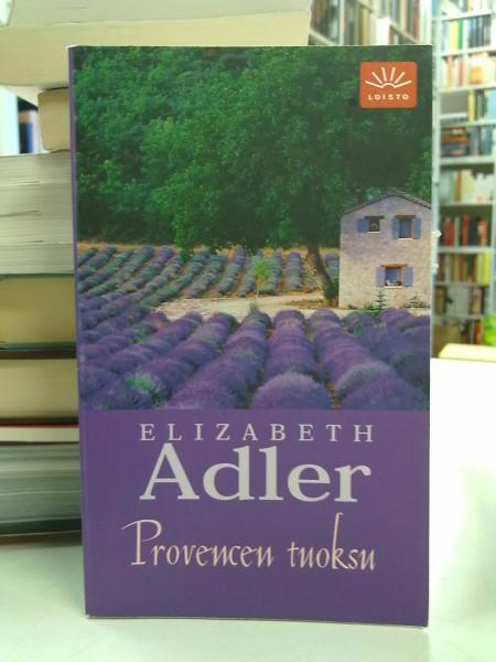 Provencen tuoksu, Elizabeth Adler