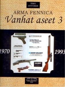 Arma Fennica. 8, Vanhat aseet 3 (1970-1993), Timo Hyytinen