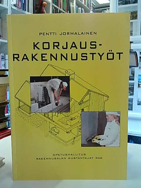 Korjausrakennustyöt, Pentti Jormalainen
