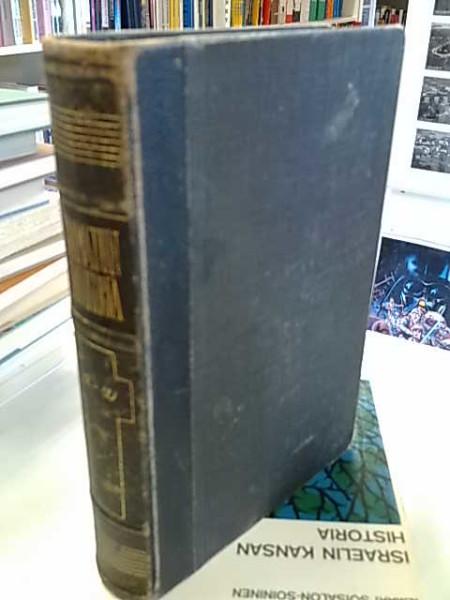 Raamatun sanakirja, Aapeli Saarisalo