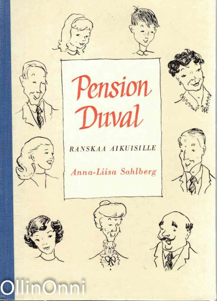 Pension Duval - Ranskaa aikuisille, Anna-Liisa Sohlberg