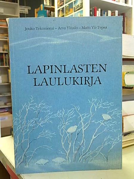 LAPINLASTEN LAULUKIRJA, Matti Yli-Tepsa