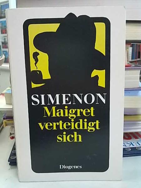 Maigret verteidigt sich, Georges Simenon